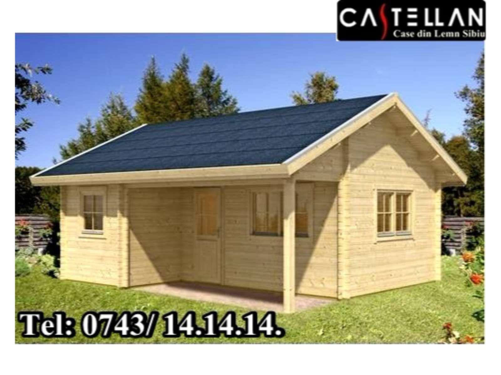 Proiect Casa Din Lemn.Wooden House St Moritz